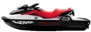 BRP WAKE 215 h.p. Максимальная скорость: 100 км/ч Вместимость: 3 персоны Класс: спортивно-туристический